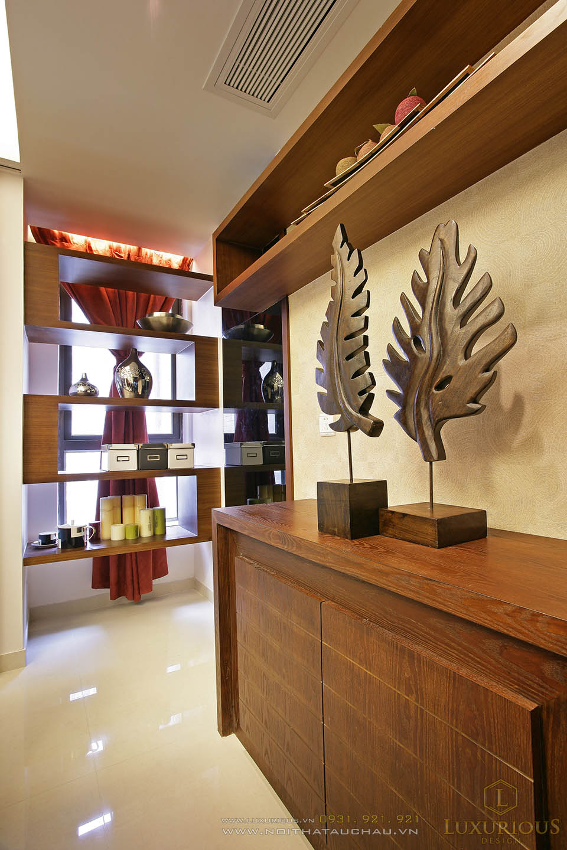 Mẫu thiết kế căn hộ chung cư 90 m2 2 phòng ngủ cao cấp