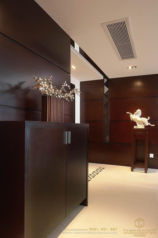 Thiết kế nội thất chung cư cao cấp ở Thanh Xuân Hà Nội