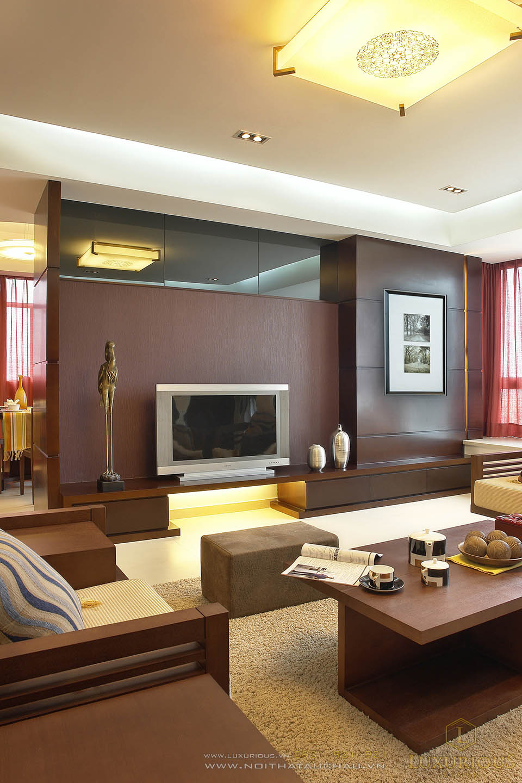 Thi công căn hộ chung cư cao cấp tại Thanh Xuân