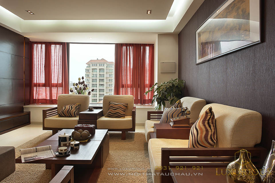 Thiết kế thi công nội thất chung cư cao cấp tại Thanh Xuân Hà Nội
