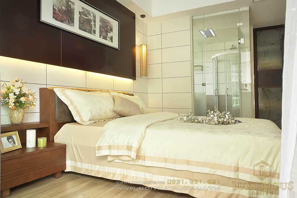 thiết kế nội thất nhà chung cư hiện đại Thanh Xuân
