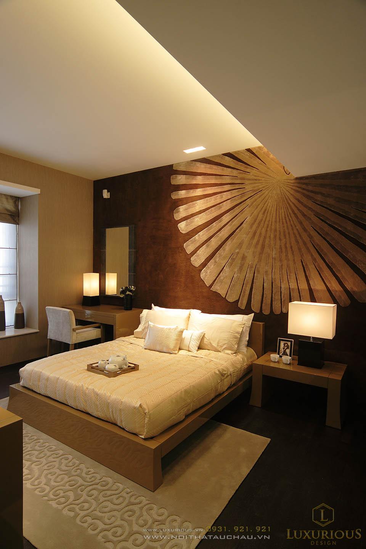 Phòng ngủ chung cư cao cấp triệu đô