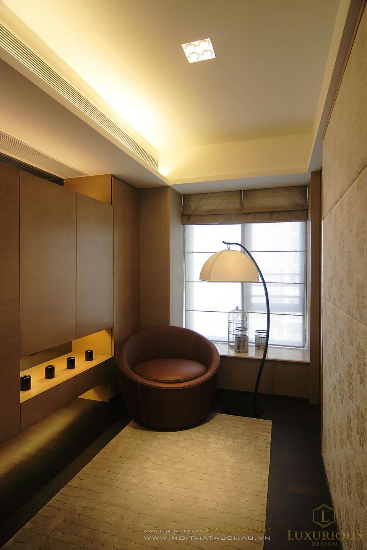 Thiết kế thi công căn hộ chung cư cao cấp triệu đô với nội thất sang trọng
