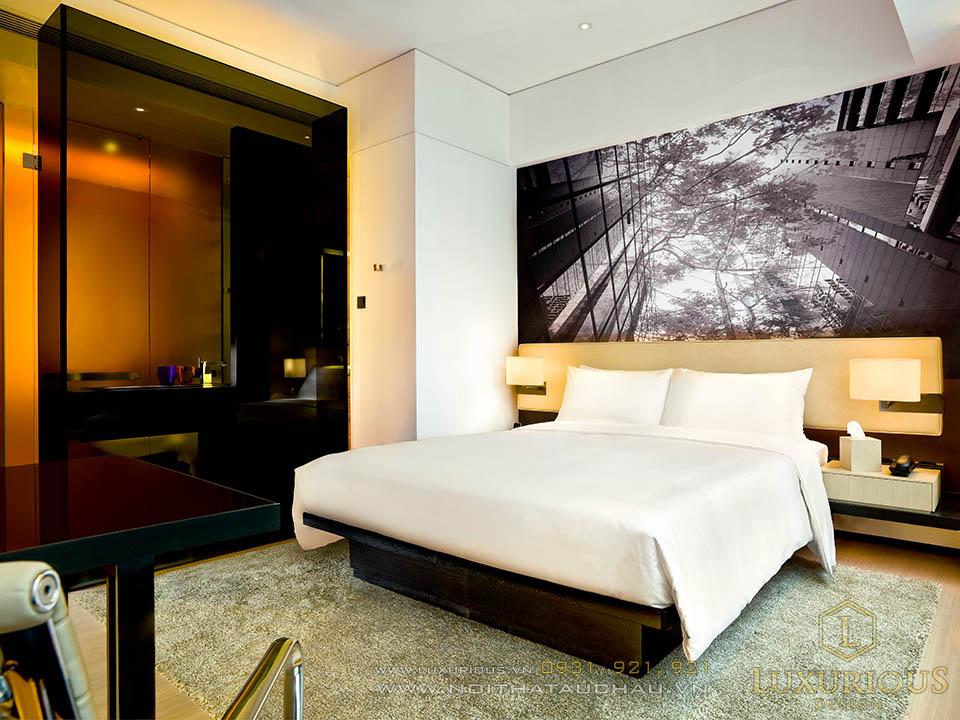 Thi công nội thất khách sạn Quảng Ninh