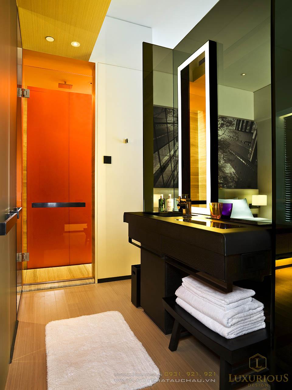 thiết kế nội thất khách sạn Quảng Ninh
