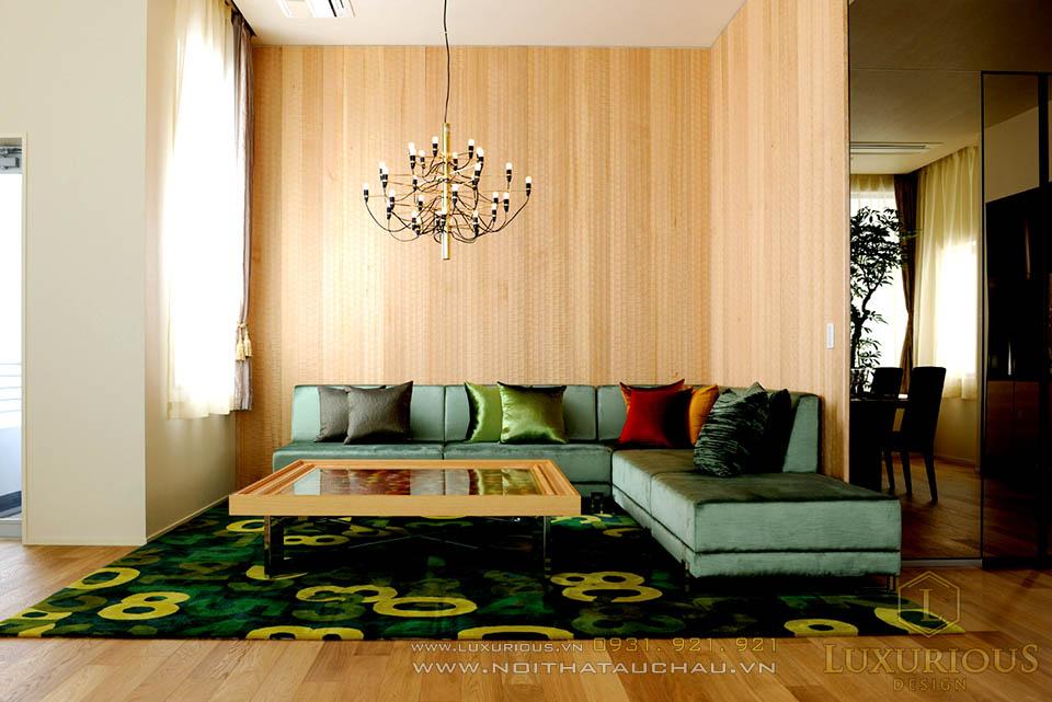 Thiết kế thi công trọn gói Penthouse