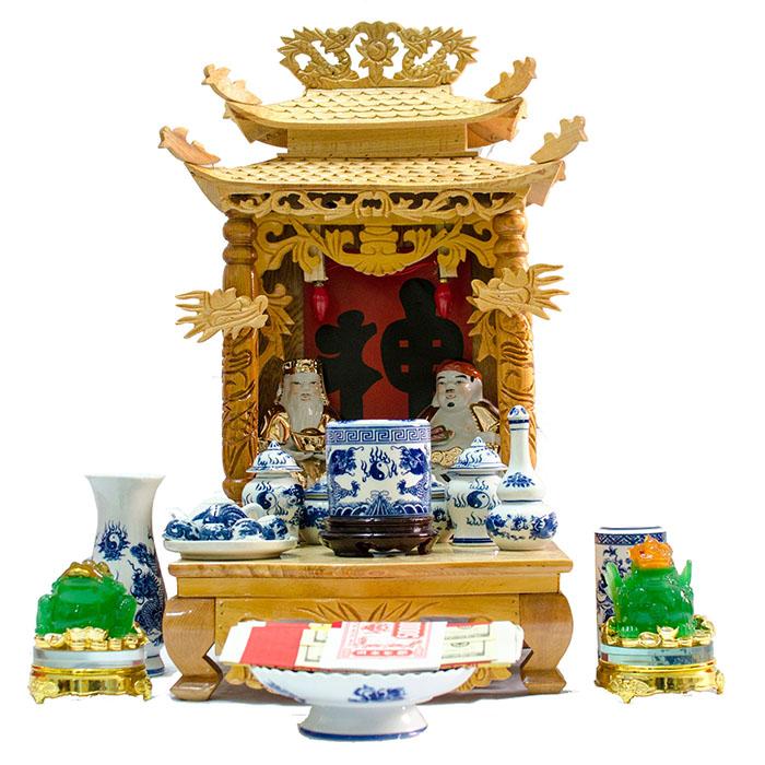 Vị trí đặt bàn thờ thần tài