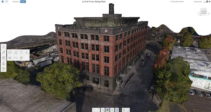 Autodesk recap là gì