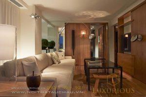 Báo giá hoàn thiện nội thất chung cư đẹp