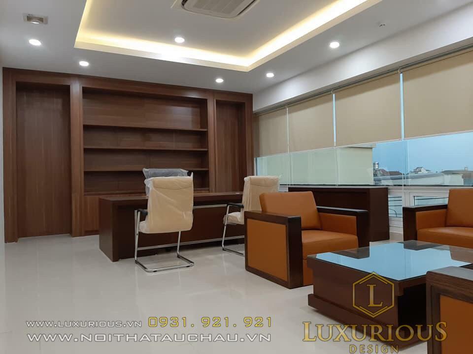 Phòng giám đốc văn phòng Vietcombank Lâm đồng