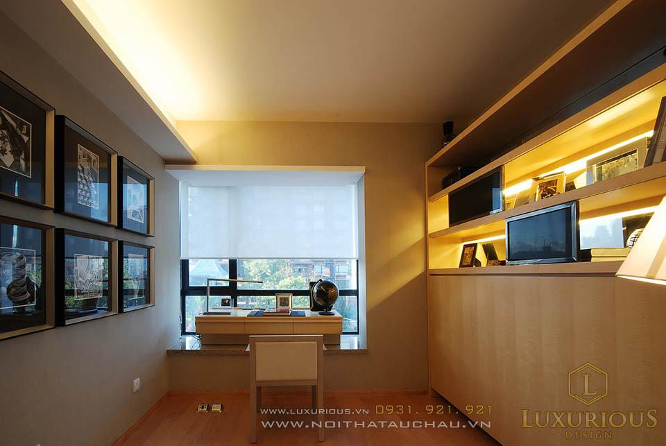 Thi công chung cư trọn gói 80m2 2 phòng ngủ