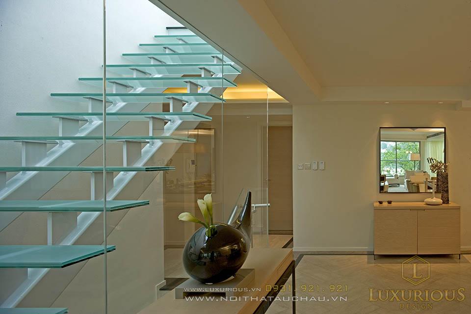 Thiết kế nội thất nhà biệt thự 2 tầng hiện đại và sang trọng
