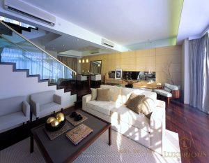 Thiết kế nội thất biệt thự hiện đại tại Đà Lạt