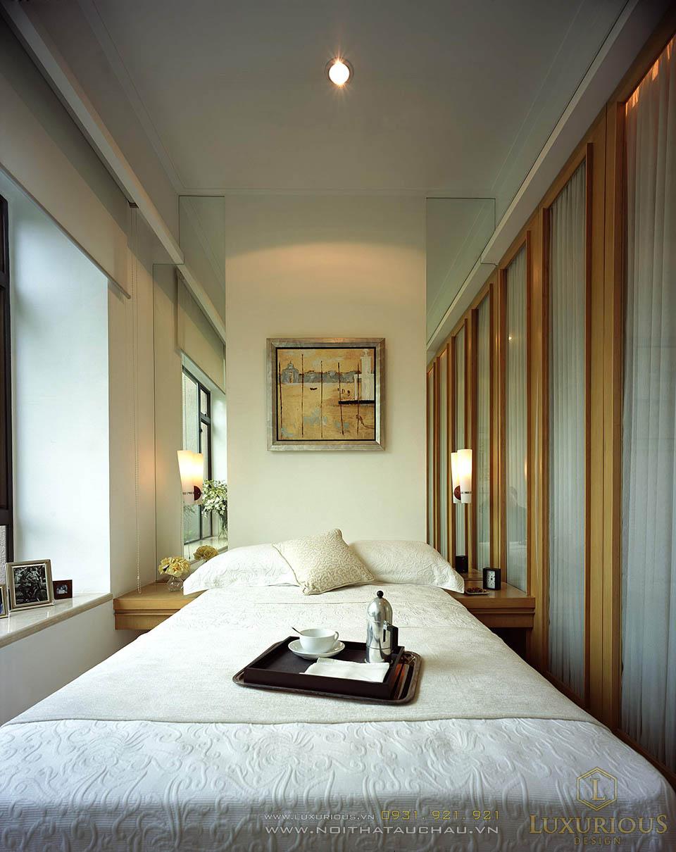 Thiết kế phòng ngủ biệt thự mộng mơ tại Sóc Sơn