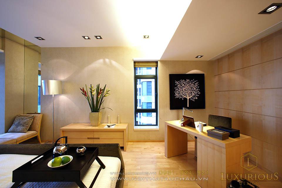 Thi công nội thất chung cư Penthouses hiện đại