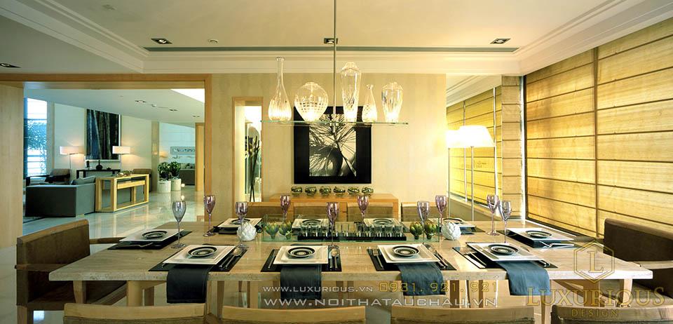 Thiết kế thi công nội thất chung cư cao cấp Penthouses