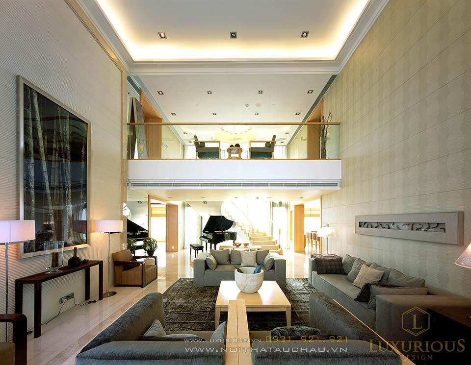 Thiết kế nội thất Penthouses cao cấp tại Hà Nội