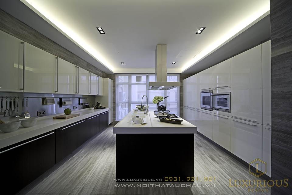 Thi công nội thất không gian bếp