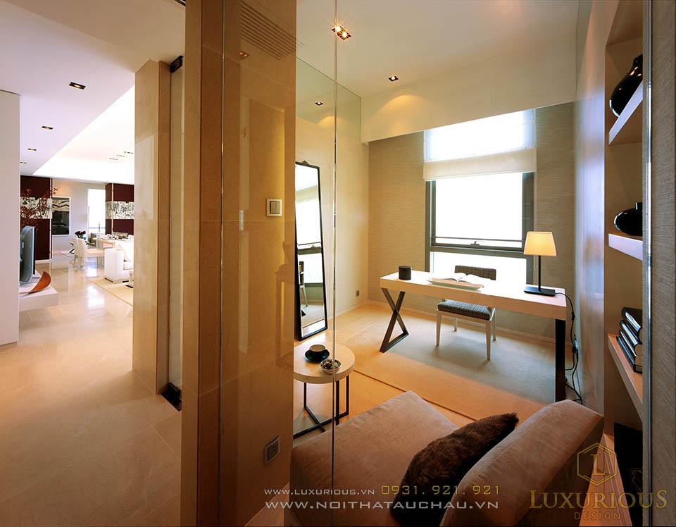 Thiết kế thi công nội thất khách sạn mini tại Đà Nẵng