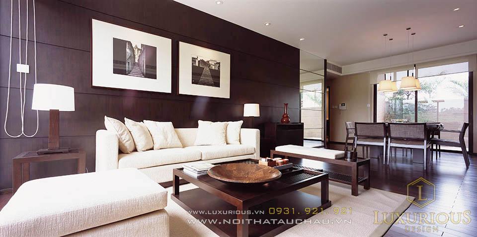 Thi công trọn gói nội thất Resort hiện đại