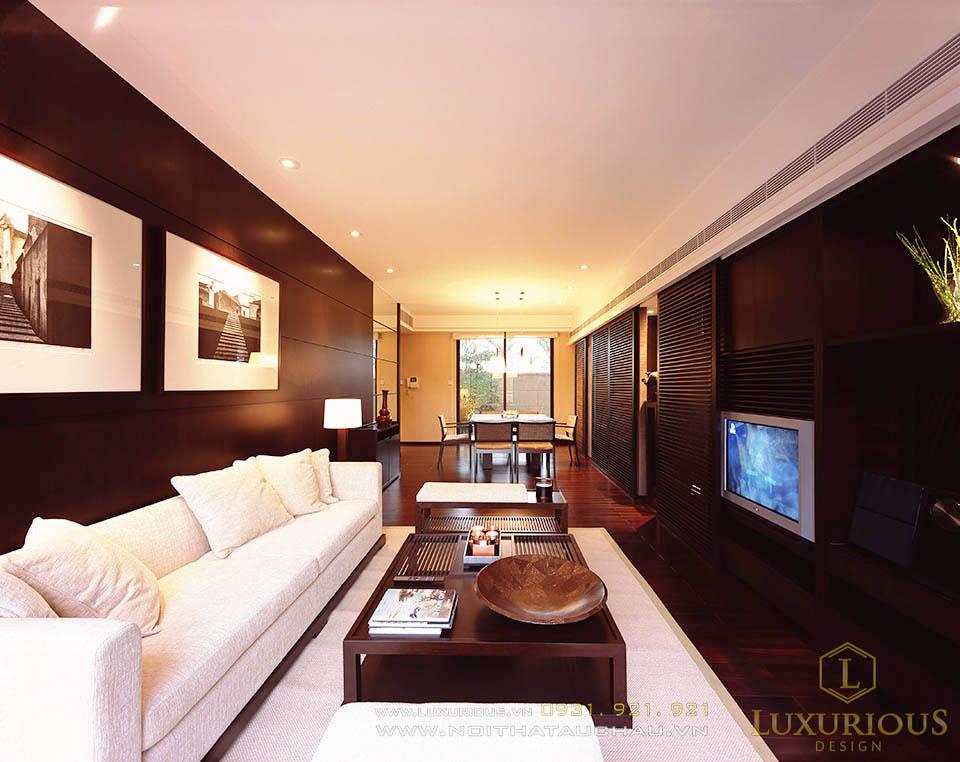 Thi công nội thất resort nghỉ dưỡng Đà Nẵng