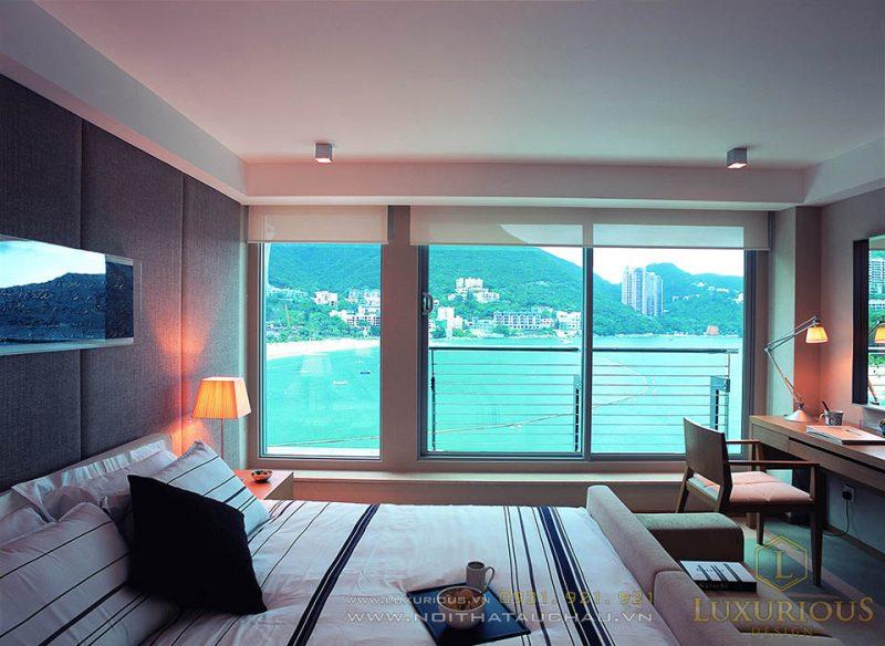 thiết kế nội thất vũng tàu resort