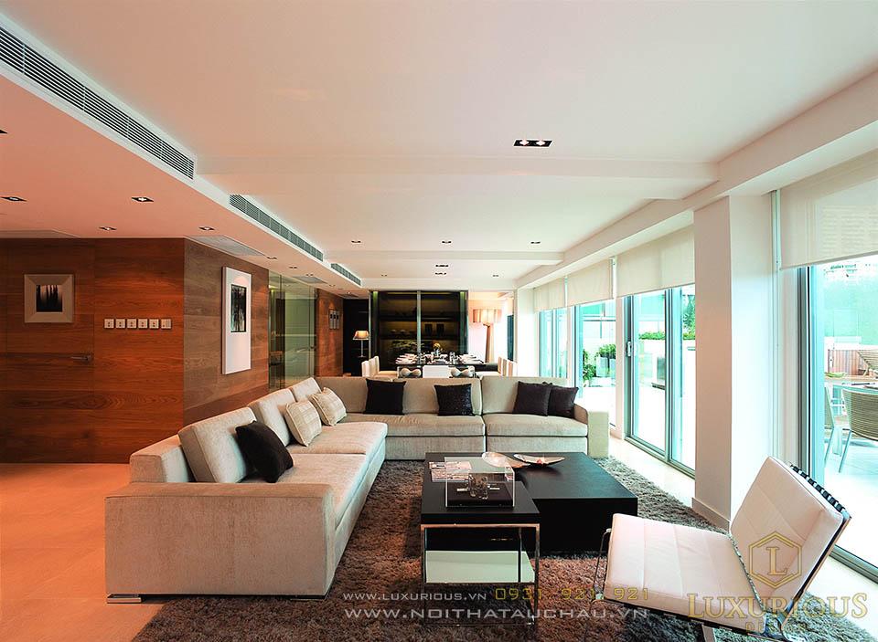Thiết kế thi công nội thất resort đẳng cấp