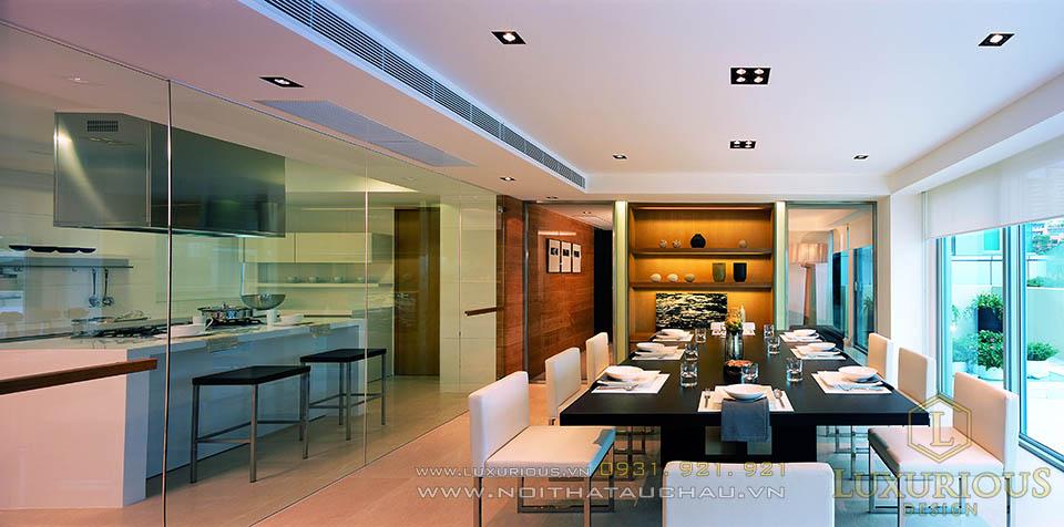 Thi công nội thất trọn gói resort ở Đà Nẵng
