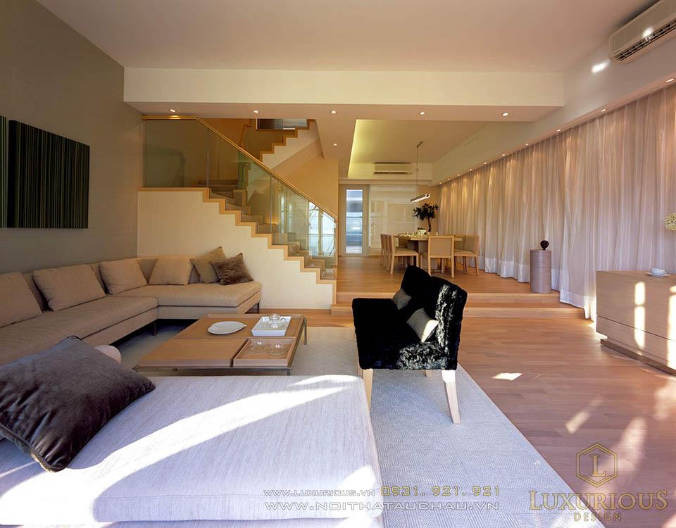 Thiết kế thi công biệt thự 2 tầng hiện đại 100m2