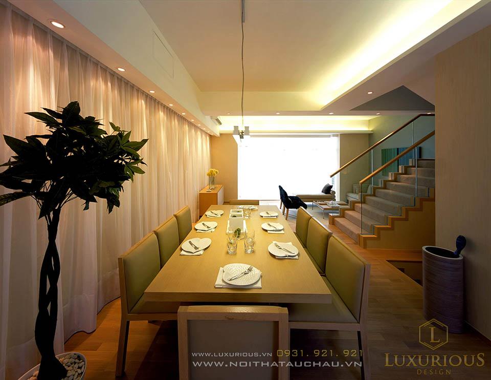 Thiết kế nội thất biệt thự 2 tầng 100m2