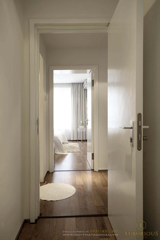 Thiết kế thi công biệt thự liền kề 3 tầng hiện đại