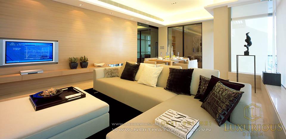 Thi công nội thất khách sạn hiện đại tại Quảng Ninh