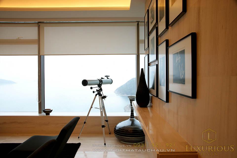 Thi công nội thất khách sạn hiện đại Quảng Ninh