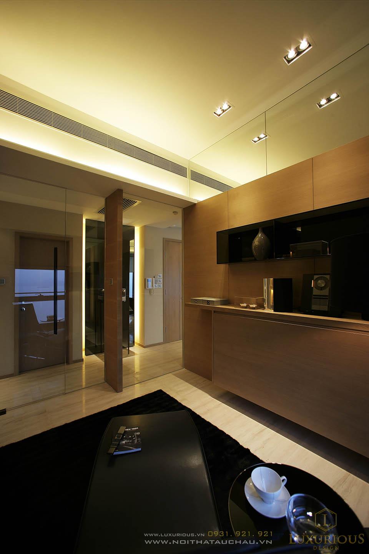 Thiết kế thi công nội thất gói khách sạn ở Quảng Ninh