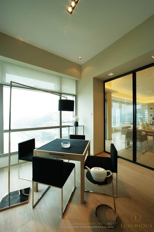 Thiết kế nội thất khách sạn cao cấp cho các đại gia sành điệu