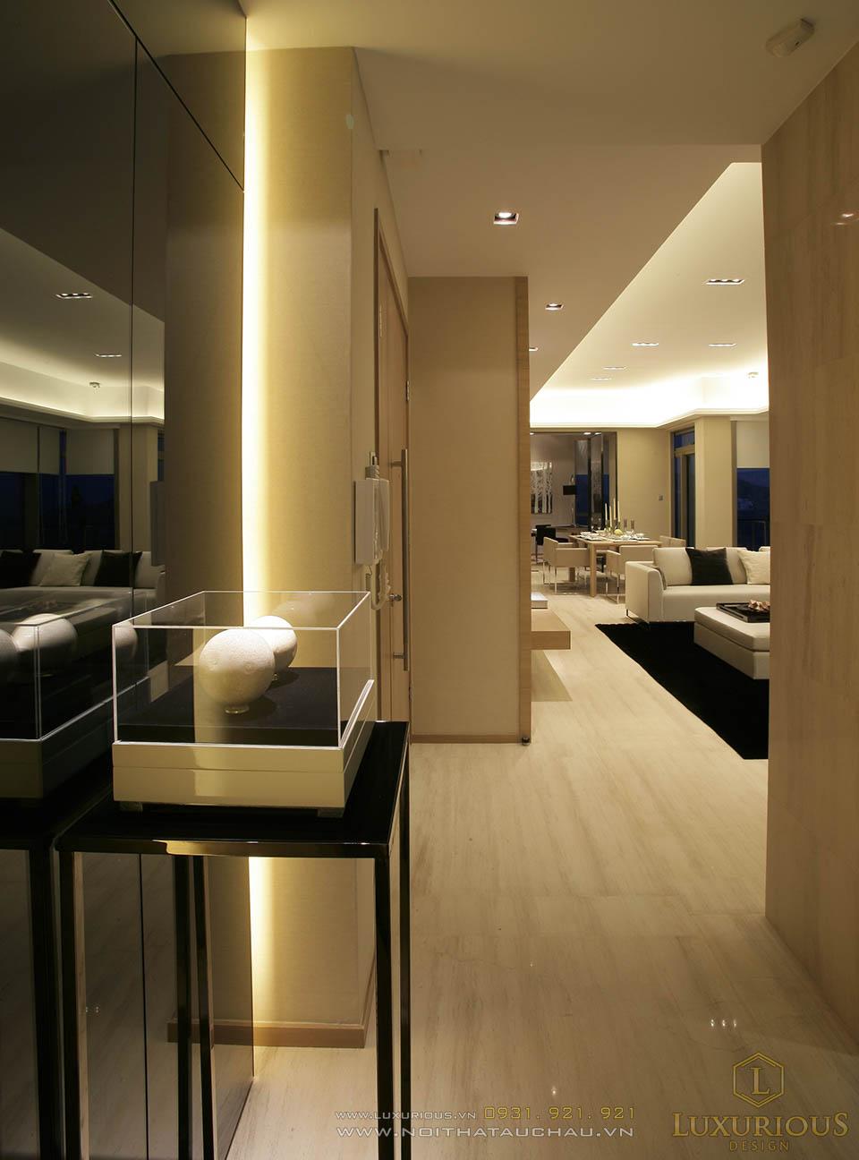Thiết kế thi công nội thất khách sạn Quảng Ninh