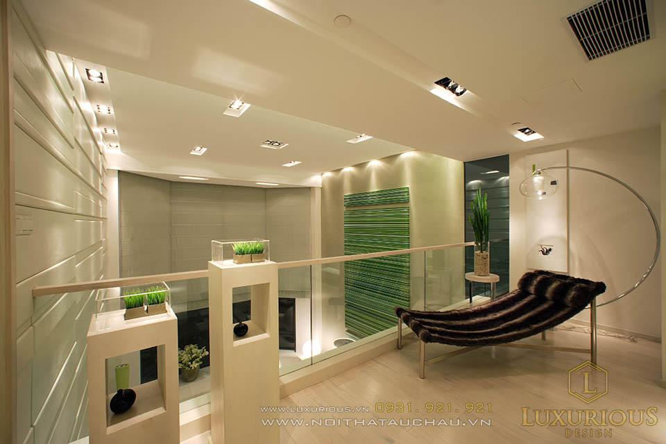 Thiết kế thi công nội thất căn hộ Penthouses tại Hà Nội