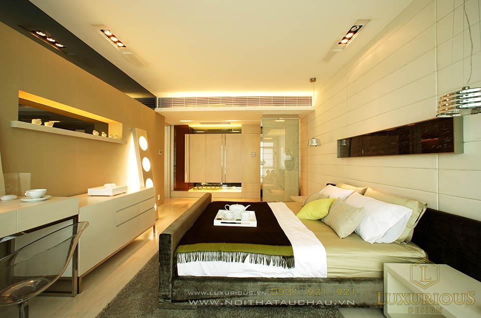 thiết kế thi công nội thất chung cư trọn gói tại Hà Nội