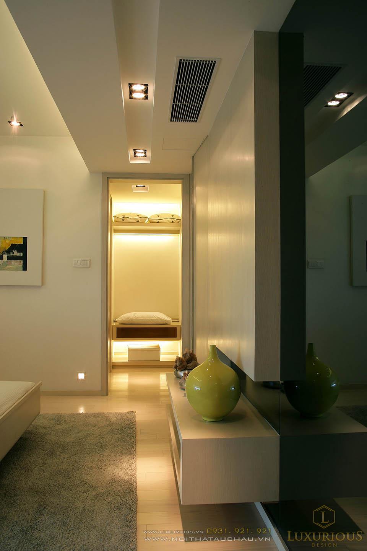 thiết kế thi công căn hộ penthouses