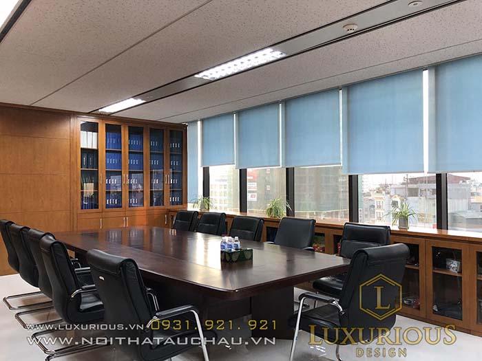 Phòng họp văn phòng Investip