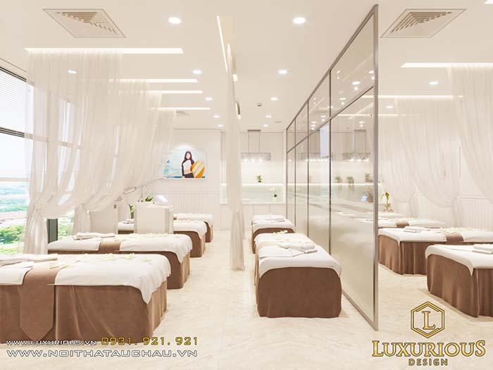 Phòng spa đẹp