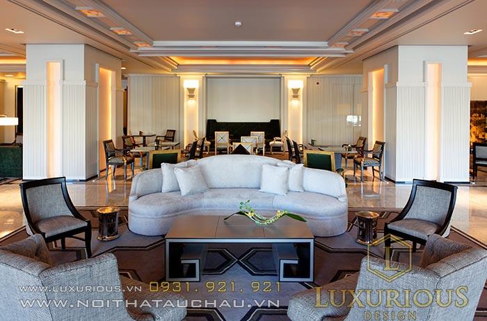 Văn phòng Luxury