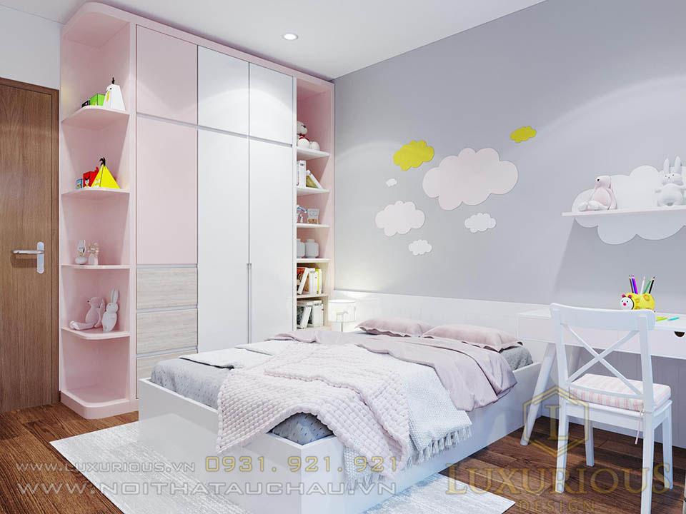 Mẫu chung cư 3 phòng ngủ hà nội