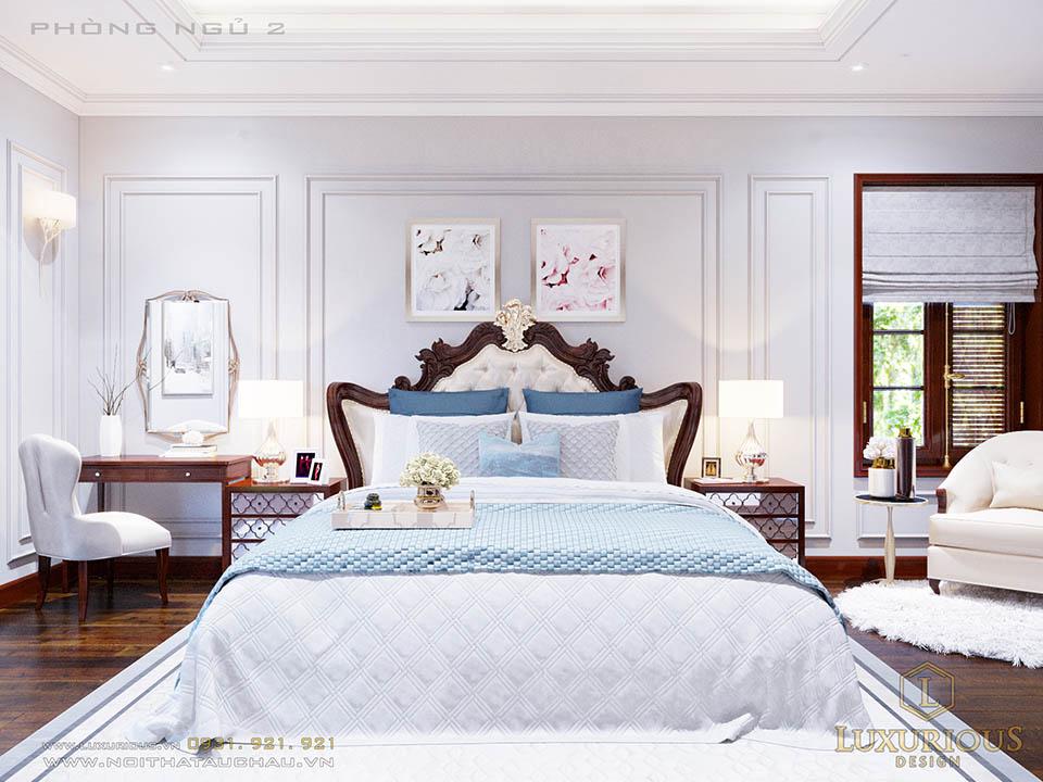 Giường ngủ đẹp nhất Hà Nội