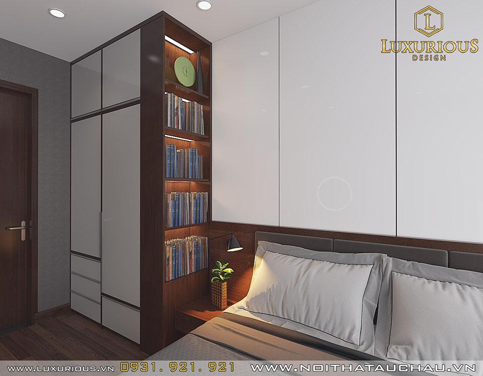 Chuyên thiết kế nội thất chung cư đẹp