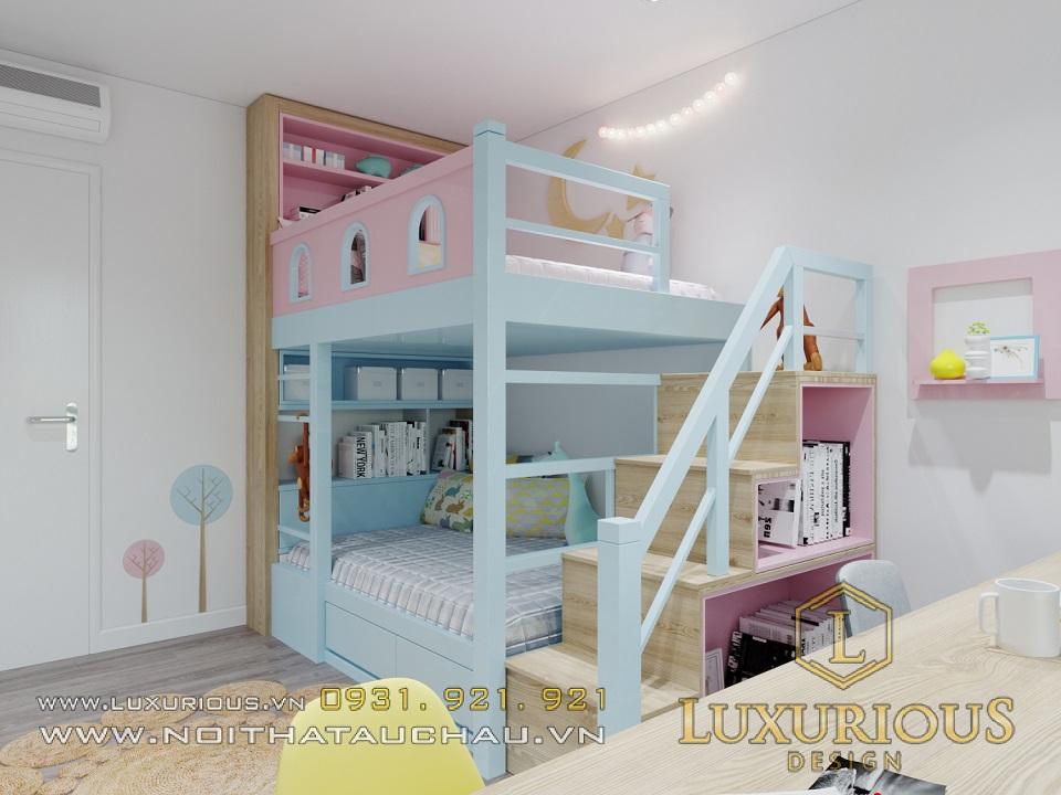 Tư vấn thiết kế nội thất căn hộ Samsora Prermier Chu Văn An