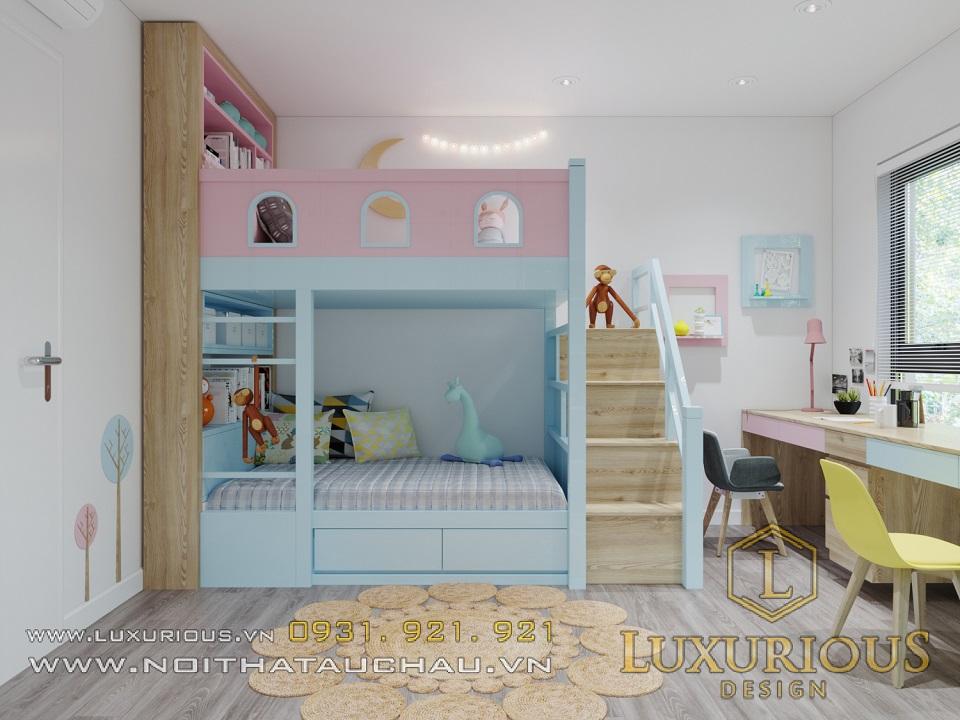 Công ty chuyên thiết kế nội thất chung cư Samsora Prermier