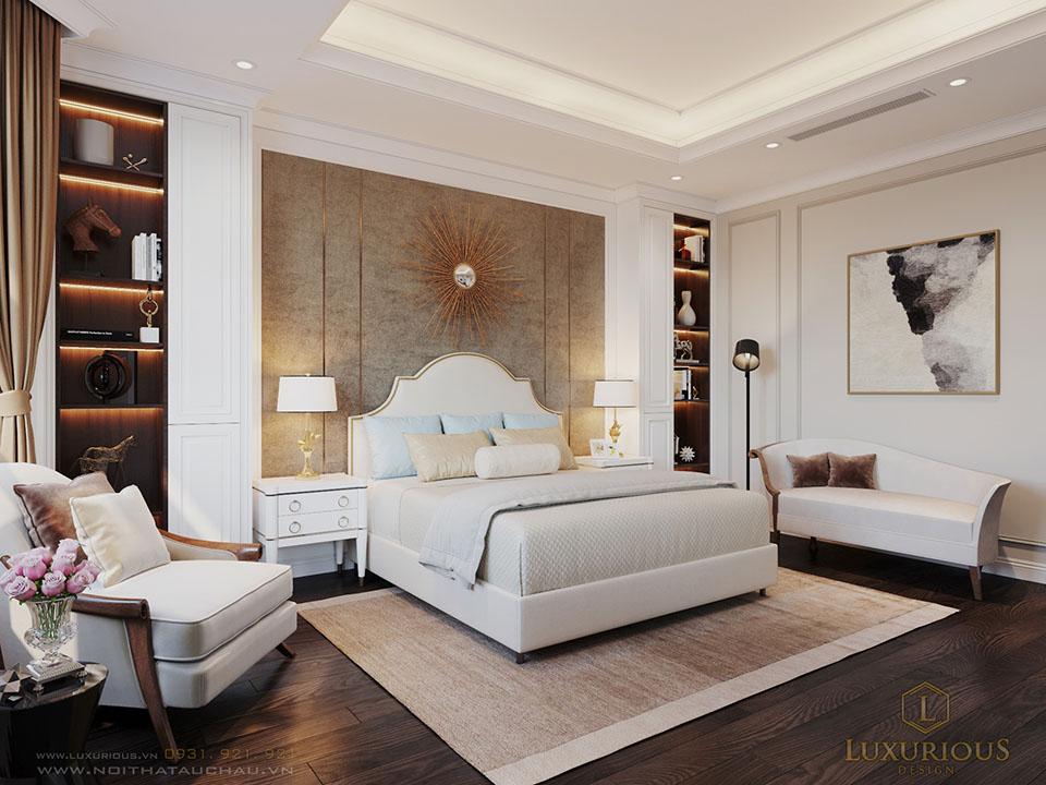 Mẫu phòng ngủ đẹp đẳng cấp