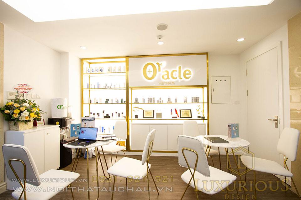 Thiết kế thi công nội thất Spa trọn gói tại Hà Nội