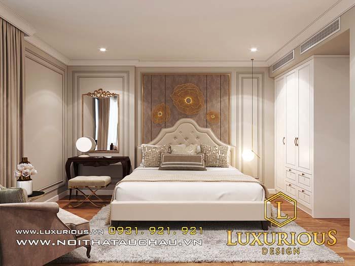 Chiêm ngưỡng mẫu thiết kế nội thất chung cư 3 phòng ngủ